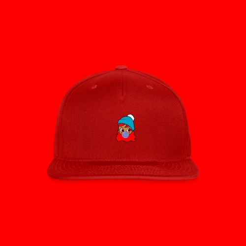 unbothered_girl - Snap-back Baseball Cap