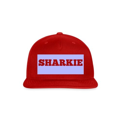 CUSTOM SHARKIE MERCH - Snap-back Baseball Cap