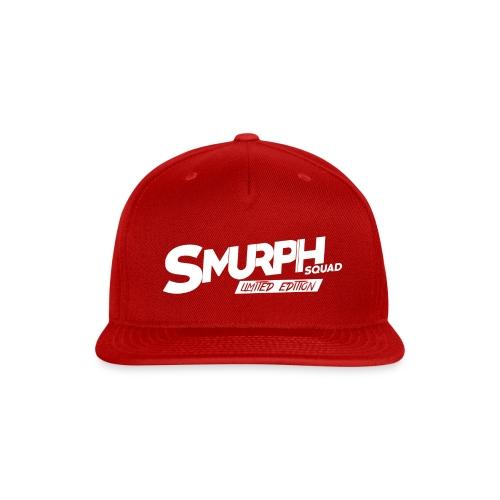 Limited Edition SmurphSquad Merch - Snap-back Baseball Cap