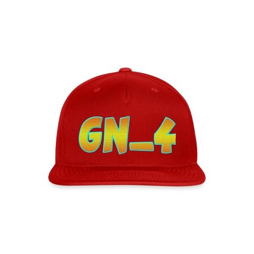 GamingNerd_4 - Snap-back Baseball Cap