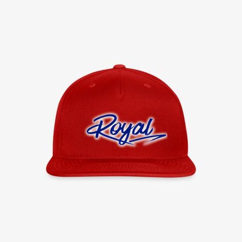 Swash - Snap-back Baseball Cap