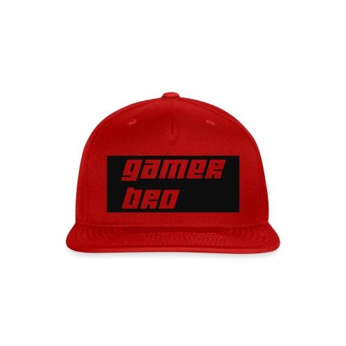 Gamer Bro - Snap-back Baseball Cap