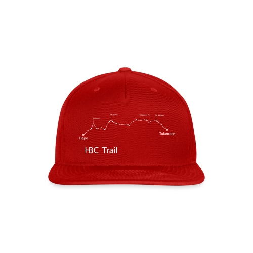 HBC Trail Elevation - Snap-back Baseball Cap