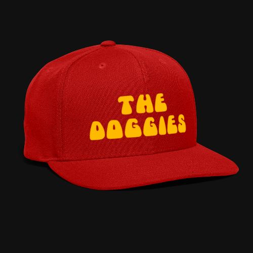 THE DOGGIES - Snap-back Baseball Cap