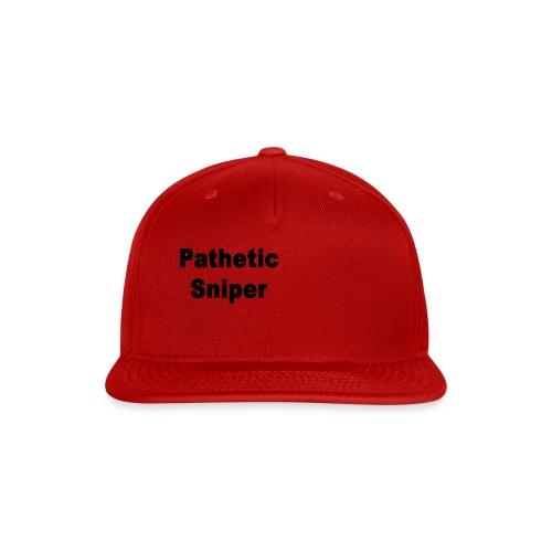 PatheticSniper Sweater - Snap-back Baseball Cap