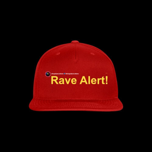 Social Status - Rave Alert! - Snapback Baseball Cap
