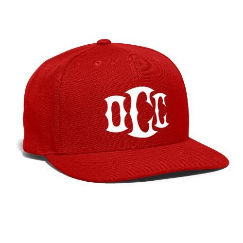 Gunz Up WHITE - Snap-back Baseball Cap