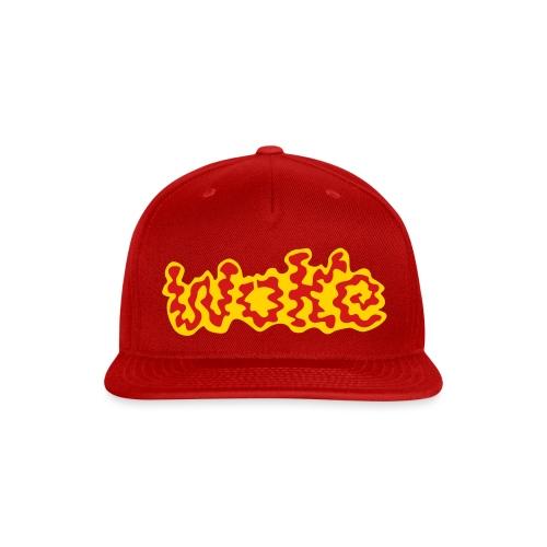 woke - Snap-back Baseball Cap