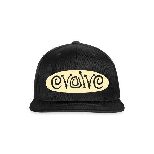 evolve - Snap-back Baseball Cap