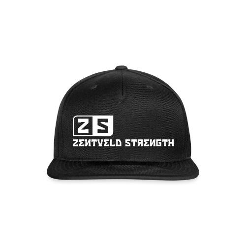 ZENTVELD STRENGTH - Snapback Baseball Cap