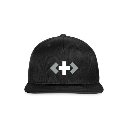 FaithSourced Logo - Snapback Baseball Cap