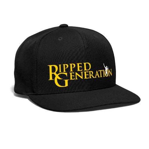 RG Cap Logo - Snapback Baseball Cap