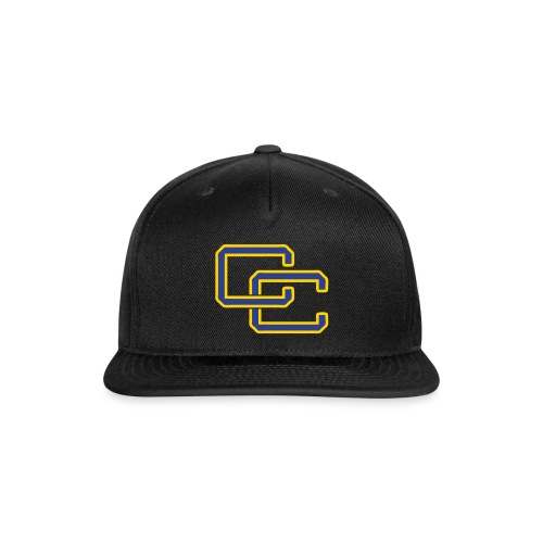 cc hat - Snapback Baseball Cap