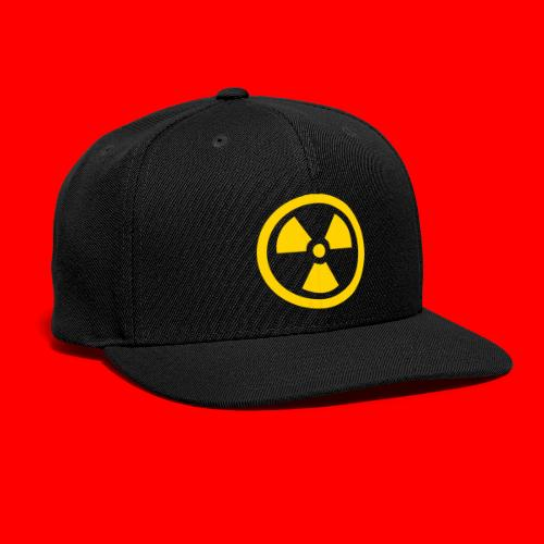 Radiation Symbol - Snap-back Baseball Cap