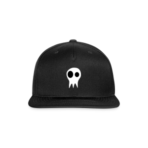 The Grims Skull Logo - Snap-back Baseball Cap