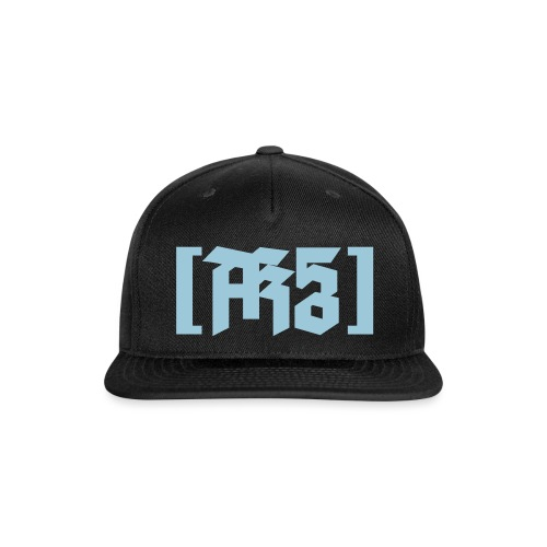 AK58 Logo - Snap-back Baseball Cap
