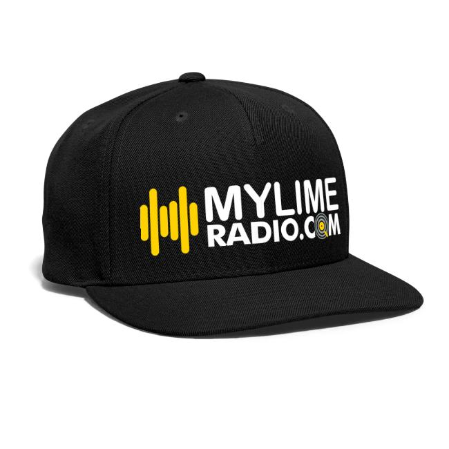 MyLimeRadio ALT LOGO (Tri Colour)