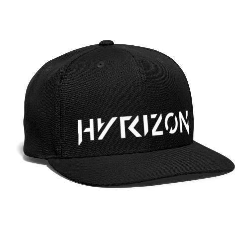 HVRIZON Text Logotype - Snapback Baseball Cap