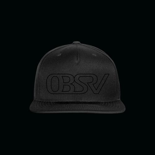 OBSRV Void - Snap-back Baseball Cap
