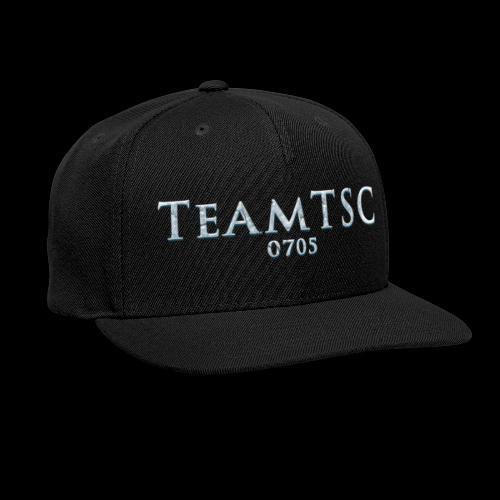 teamTSC Freeze - Snapback Baseball Cap