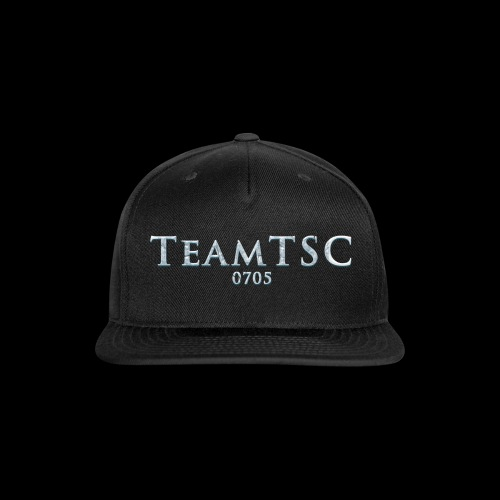 teamTSC Freeze - Snap-back Baseball Cap