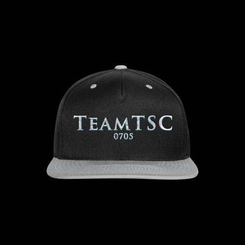 teamTSC Freeze - Snap-back Baseball Cap