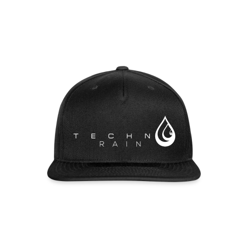 trwhite - Snap-back Baseball Cap