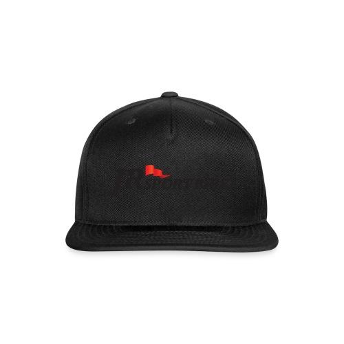 JRSportBrief - Snap-back Baseball Cap