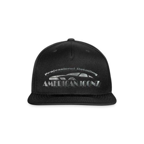 American_Iconz_shirt - Snap-back Baseball Cap