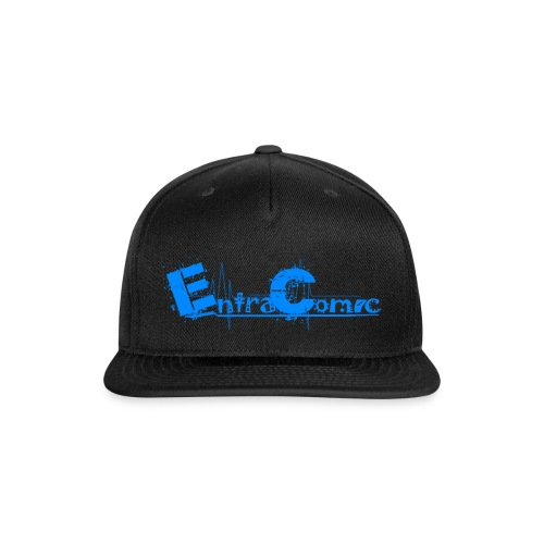 Entracomic Logo For Fans - Snap-back Baseball Cap