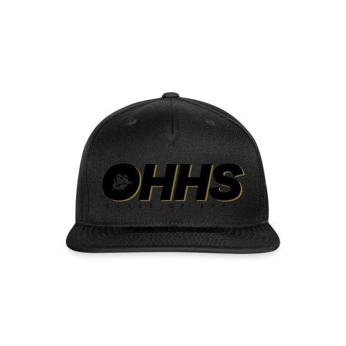2590764 13461187 - Snap-back Baseball Cap
