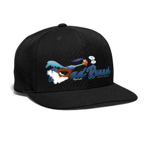 Plymouth Road Runner - Legends Never Die - Snapback Baseball Cap