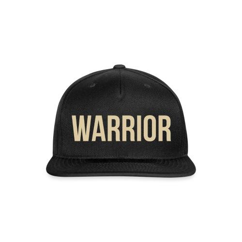 Warrior Snapback Hat Unisex - Snap-back Baseball Cap