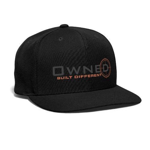 Owned Clothing - Snapback Baseball Cap