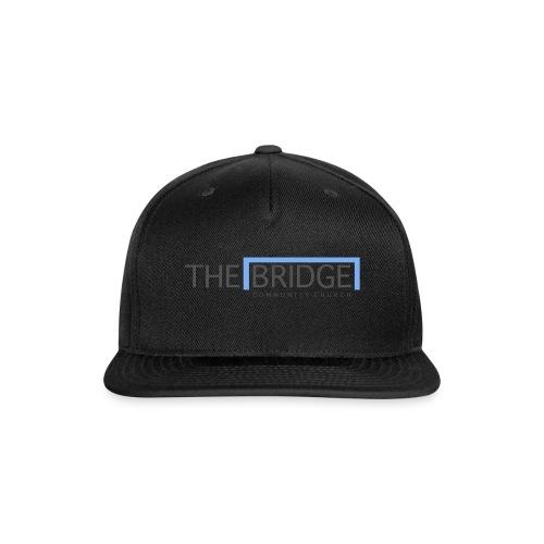 The Bridge Church logo - Snap-back Baseball Cap