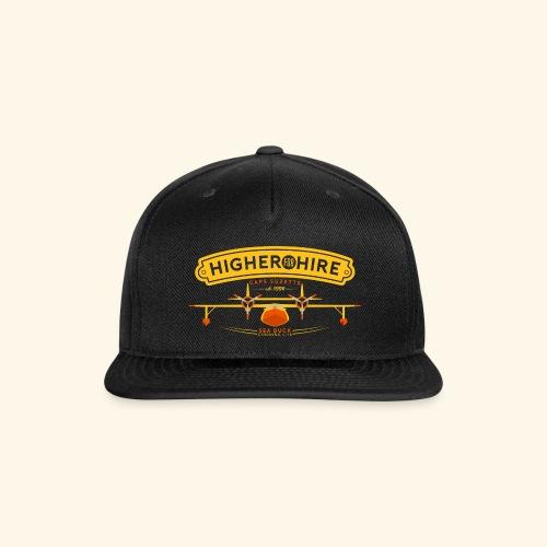 Higher for Hire - Snapback Baseball Cap