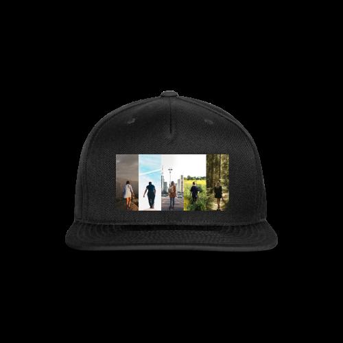 5 People - Snap-back Baseball Cap