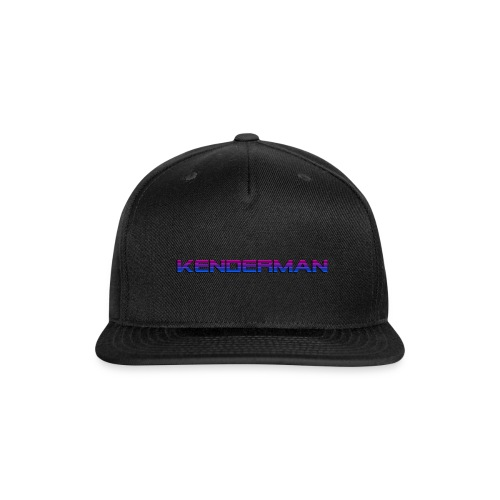 Kendermerch - Snap-back Baseball Cap