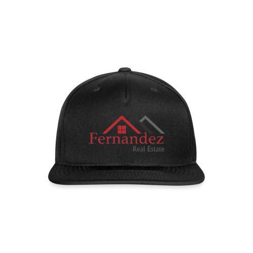 Fernandez Real Estate - Snap-back Baseball Cap