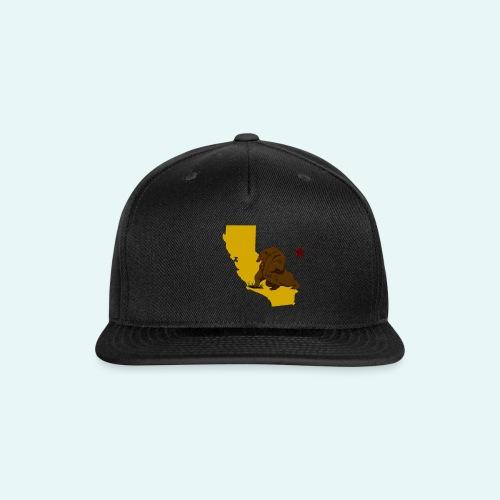 New California - Snap-back Baseball Cap