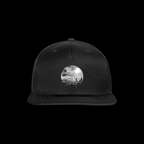 keep moving forward - Snap-back Baseball Cap