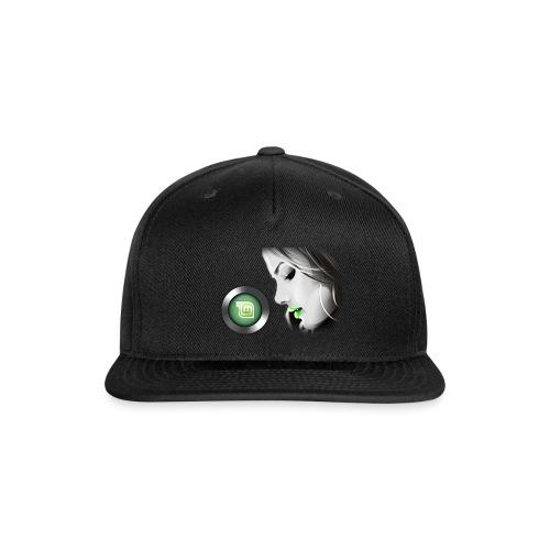 Mint - Snap-back Baseball Cap