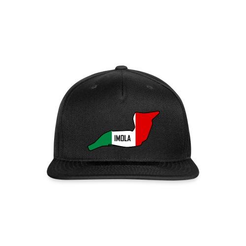 Imola Circuit - Snap-back Baseball Cap