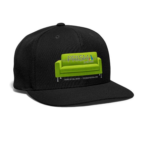 Green Couch - Snap-back Baseball Cap
