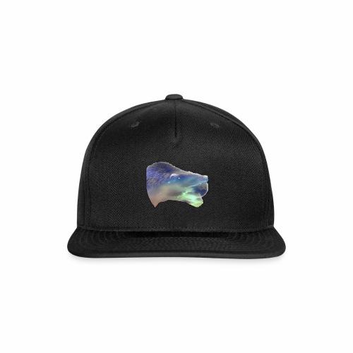 Space Bear - Snap-back Baseball Cap