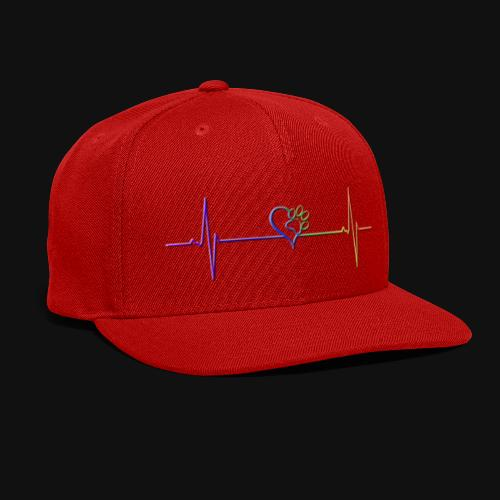 Live & Breathe Dog - Snap-back Baseball Cap