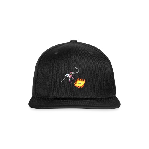 Gape Hoodie - Snapback Baseball Cap