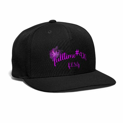 fulltime420 - Snapback Baseball Cap