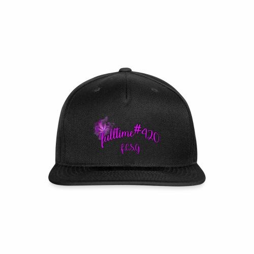 fulltime420 - Snap-back Baseball Cap