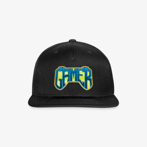shirt GAMER 01 - Snap-back Baseball Cap
